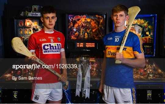 Bord Gáis Energy GAA Hurling U21 Munster & Leinster Media Day