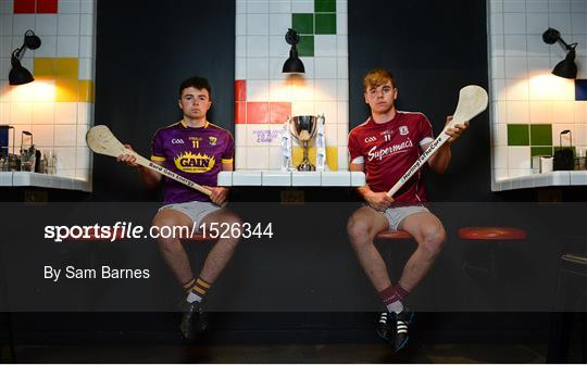 Bord Gáis Energy GAA Hurling U21 Munster & Leinster Media Day