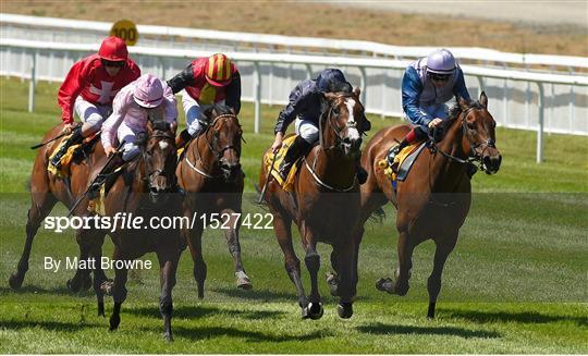 Dubai Duty Free Irish Derby Festival - Day 2