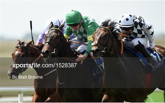 Dubai Duty Free Irish Derby Festival - Day 3