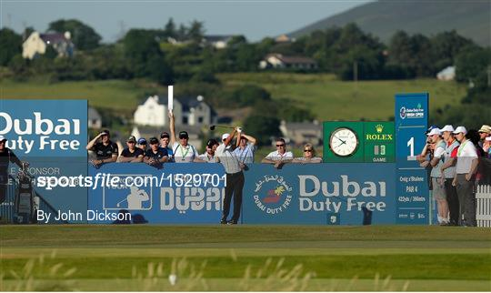 Dubai Duty Free Irish Open Golf Championship - Pro-Am
