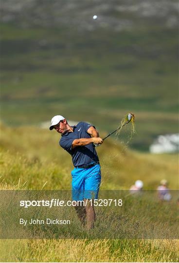 Dubai Duty Free Irish Open Golf Championship - Pro-Am