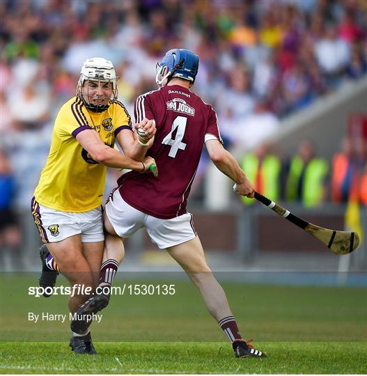 Wexford v Galway - Bord Gais Energy Leinster Under 21 Hurling Championship 2018 Final