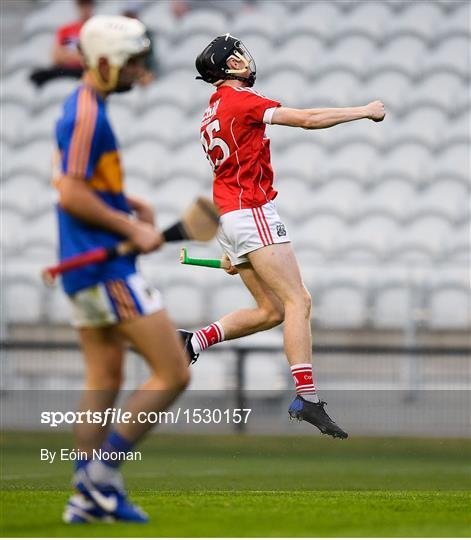Cork v Tipperary - Bord Gáis Energy Munster GAA Hurling U21 Championship Final