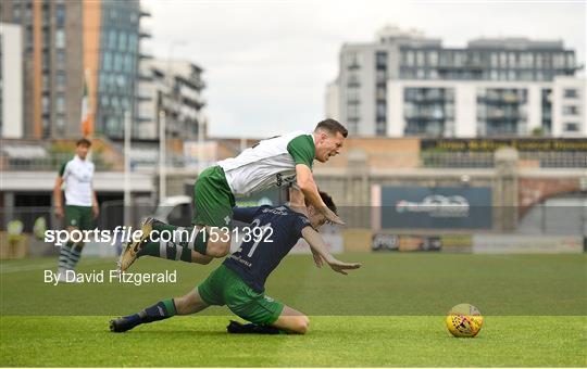 Shamrock Rovers v Glasgow Celtic - Friendly