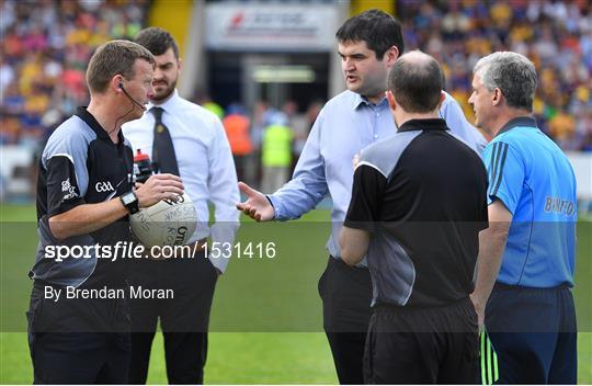 Roscommon v Armagh - GAA Football All-Ireland Senior Championship Round 4