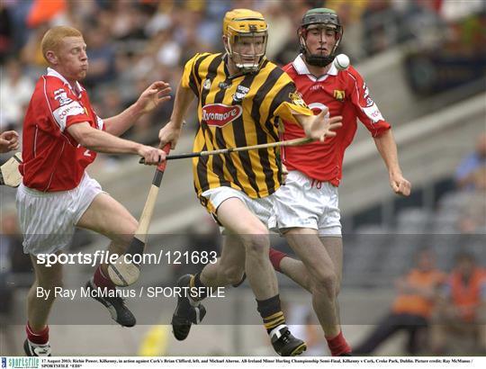 Kilkenny v Cork Minor