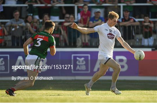 Kildare v Mayo - GAA Football All-Ireland Senior Championship Round 3