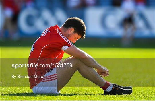 Cork v Tyrone - GAA Football All-Ireland Senior Championship Round 4