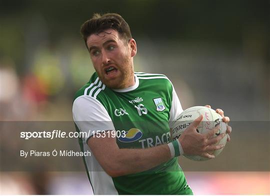 Fermanagh v Kildare - GAA Football All-Ireland Senior Championship Round 4