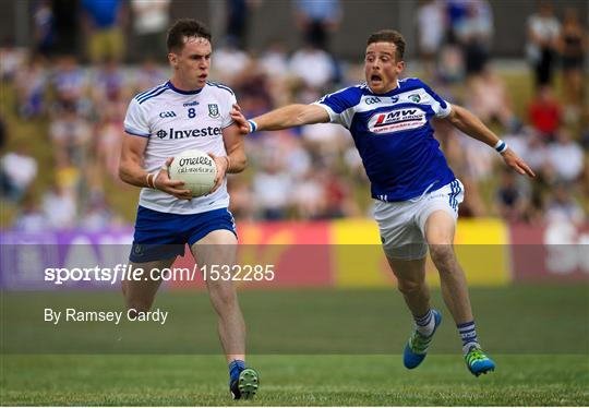 Laois v Monaghan - GAA Football All-Ireland Senior Championship Round 4