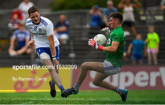 Laois v Monaghan - GAA Football All-Ireland Senior Championship Round 4