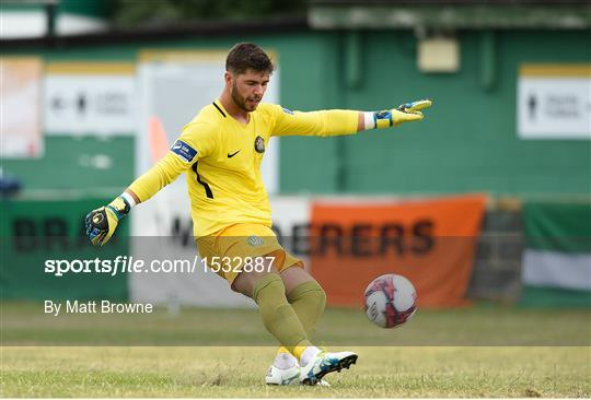 Bray Wanderers v Sligo Rovers - SSE Airtricity League Premier Division