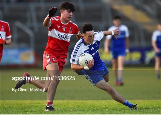 Derry v Monaghan - Electric Ireland Ulster GAA Football Minor Championship Final