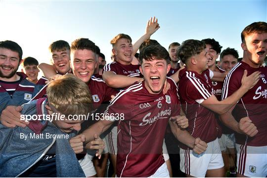 Roscommon v Galway- Electric Ireland Connacht GAA Minor Championship Final