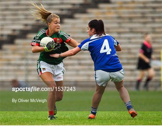 Cavan v Mayo - TG4 All-Ireland Ladies Football Senior Championship Group 4 Round 1