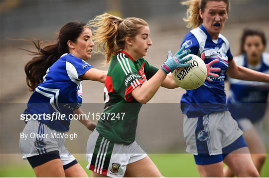 Cavan v Mayo - TG4 All-Ireland Ladies Football Senior Championship Group 4 Round 1
