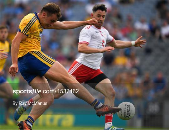 Tyrone v Roscommon - GAA Football All-Ireland Senior Championship Quarter-Final Group 2 Phase 1