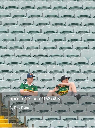 Kildare v Kerry - EirGrid GAA Football All-Ireland U20 Championship Semi-Final