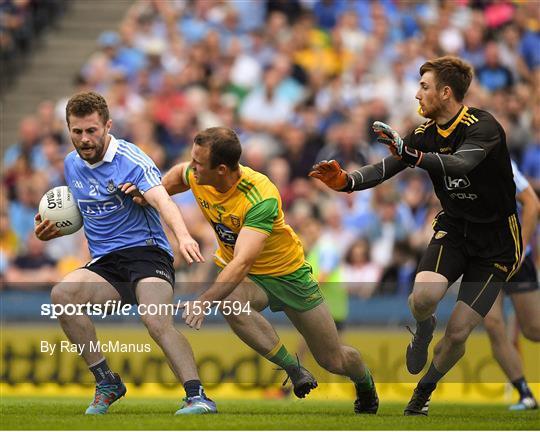 Dublin v Donegal - GAA Football All-Ireland Senior Championship Quarter-Final Group 2 Phase 1