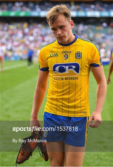 Tyrone v Roscommon - GAA Football All-Ireland Senior Championship Quarter-Final Group 2 Phase 1