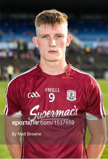 Roscommon v Galway- Electric Ireland Connacht GAA Minor Championship Final