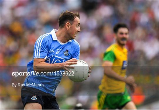 Dublin v Donegal - GAA Football All-Ireland Senior Championship Quarter-Final Group 2 Phase 1