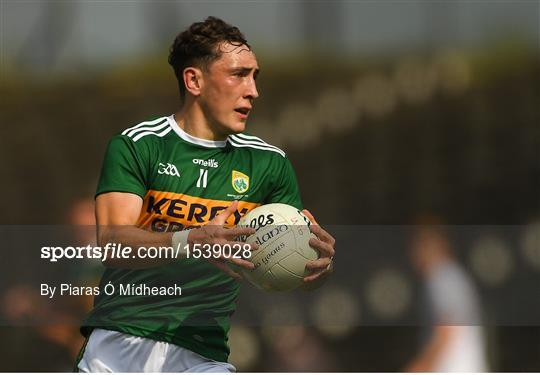 Kildare v Kerry - GAA Football All-Ireland Junior Championship semi-final