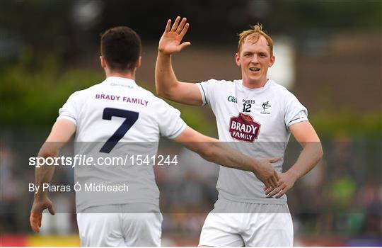 Kildare v Galway - GAA Football All-Ireland Senior Championship Quarter-Final Group 1 Phase 2