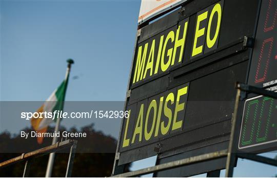 Laois v Mayo - All-Ireland Ladies Football U16 B Championship Final