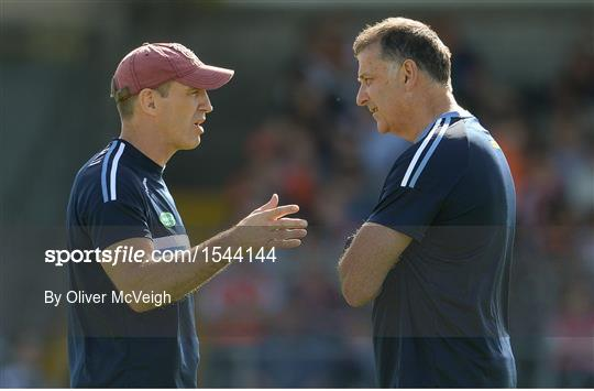 Sligo v Armagh - GAA Football All-Ireland Senior Championship Round 2