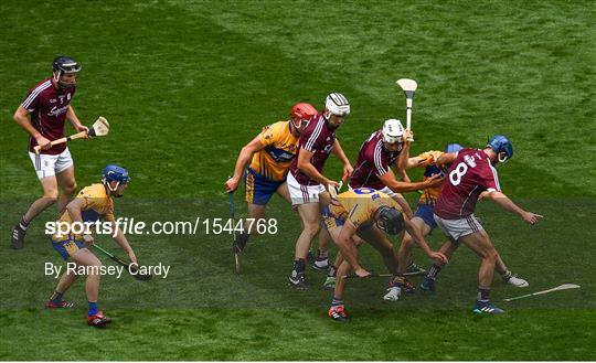 Galway v Clare - GAA Hurling All-Ireland Senior Championship Semi-Final