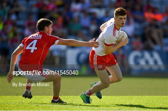 Cork v Tyrone - GAA Football All-Ireland Senior Championship Round 4