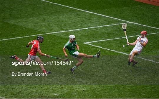 Cork v Limerick - GAA Hurling All-Ireland Senior Championship Semi-Final