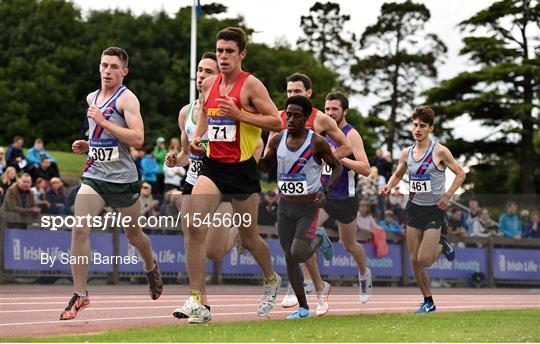 Irish Life Health National Senior T&F Championships - Day 2