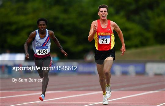 Irish Life Health National Senior T&F Championships - Day 2