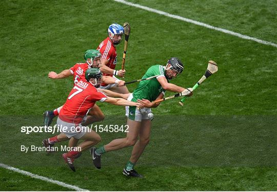 Cork v Limerick - GAA Hurling All-Ireland Senior Championship Semi-Final