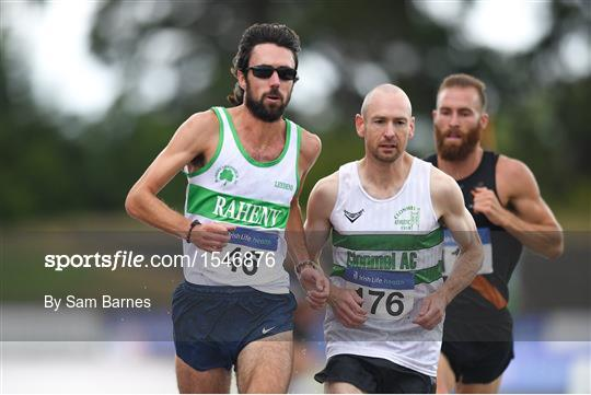 Irish Life Health National Senior T&F Championships - Day 1