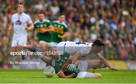 Kerry v Kildare - GAA Football All-Ireland Senior Championship Quarter-Final Group 1 Phase 3