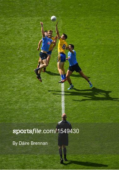 Dublin v Roscommon - GAA Football All-Ireland Senior Championship Quarter-Final Group 2 Phase 3
