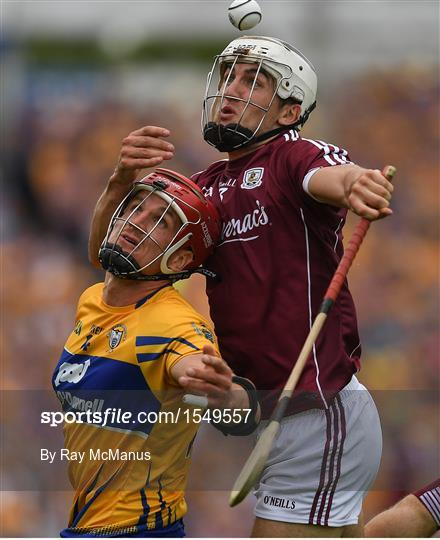 Galway v Clare - GAA Hurling All-Ireland Senior Championship Semi-Final Replay