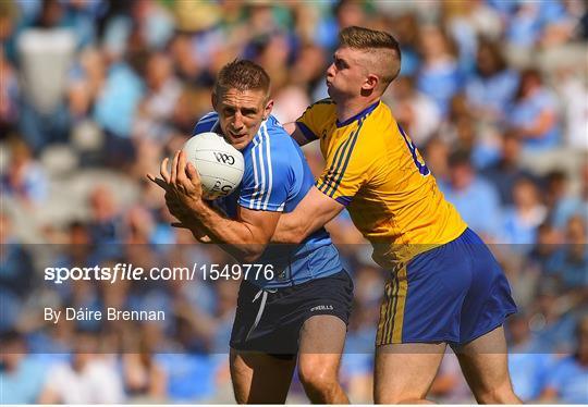 Dublin v Roscommon - GAA Football All-Ireland Senior Championship Quarter-Final Group 2 Phase 3