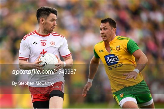 Tyrone v Donegal - GAA Football All-Ireland Senior Championship Quarter-Final Group 2 Phase 3