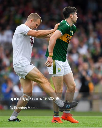 Kerry v Kildare - GAA Football All-Ireland Senior Championship Quarter-Final Group 1 Phase 3
