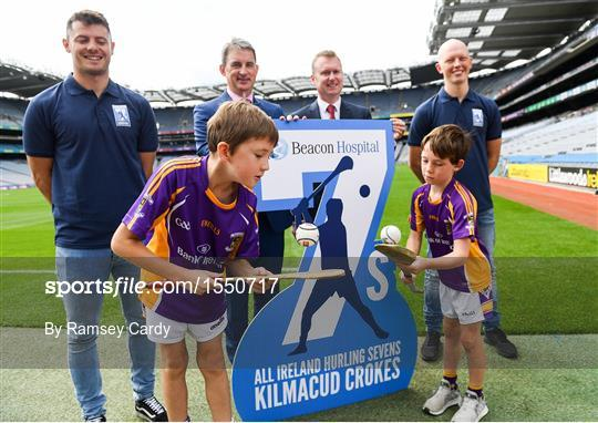 Beacon Hospital All Ireland Hurling 7s 2018 Launch