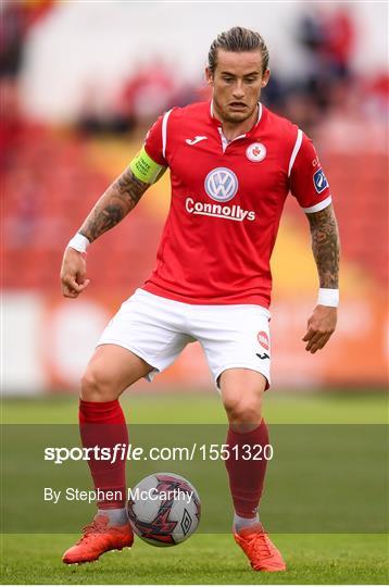 Sligo Rovers v Derry City - EA Sports Cup Semi-Final