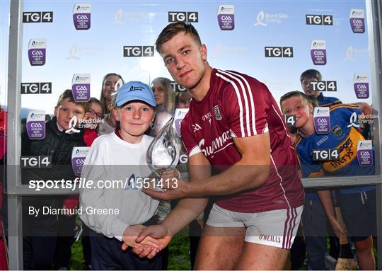 Man of the Match at Galway v Tipperary - Bord Gais Energy GAA Hurling All-Ireland U21 Championship Semi-Final