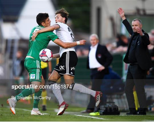 Cork City v Rosenborg - UEFA Europa League Third Qualifying Round 1st Leg
