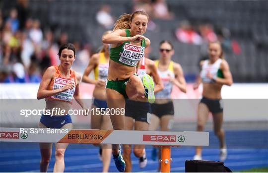 2018 European Athletics Championships - Day 4