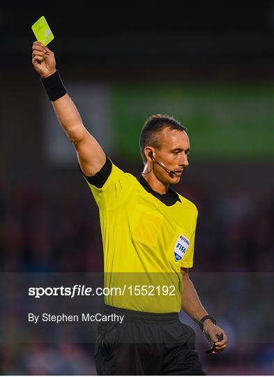 Cork City v Rosenborg - UEFA Europa League Third Qualifying Round 1st Leg